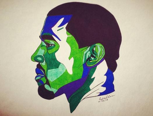 Kanye West 10-22-15